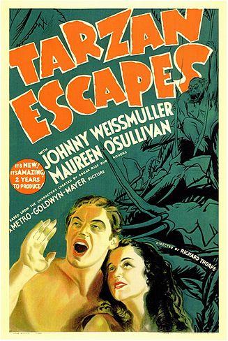 Ucieczka Tarzana / Tarzan Escapes
