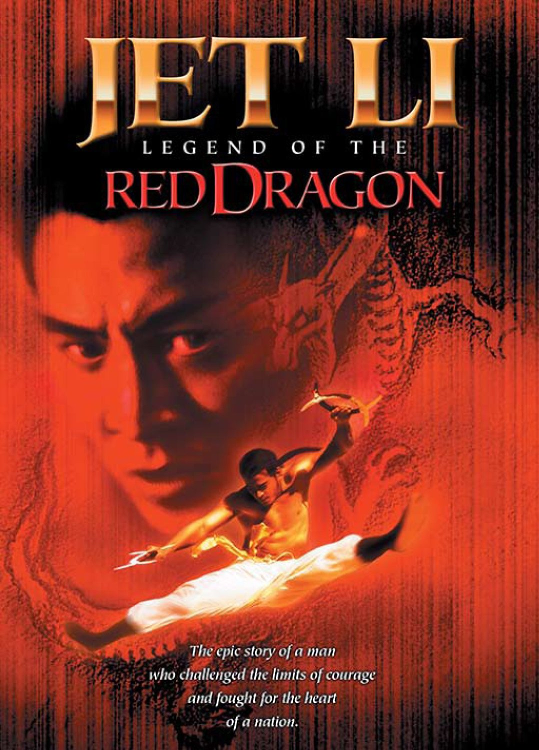 Legenda Czerwonego Smoka / Legend of the Red Dragon