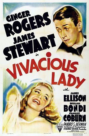 Blond Niebezpieczeństwo / Vivacious Lady