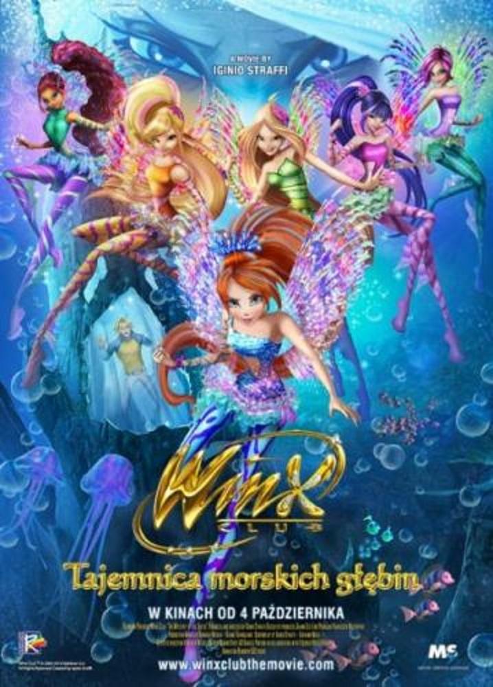 Winx Club: Tajemnica morskich głębin / Winx Club: Il mistero degli abissi