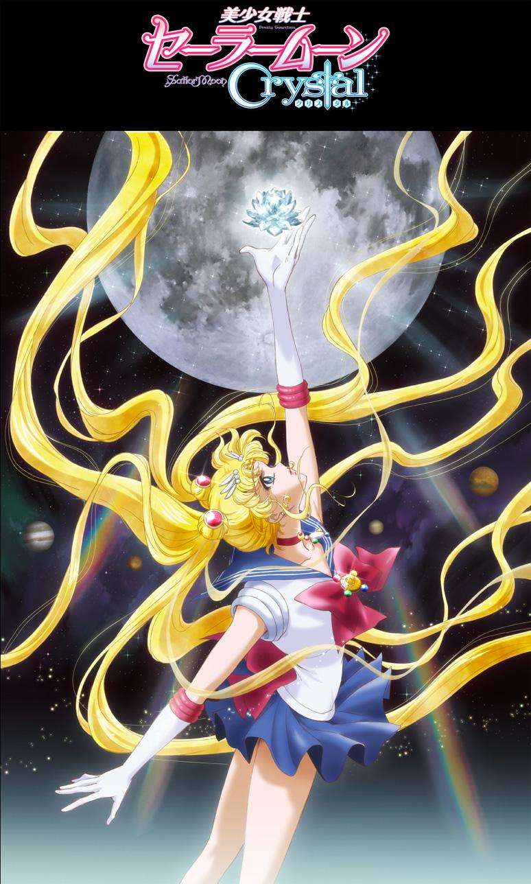 Sailor Moon Crystal - Czarodziejka z Księżyca / Pretty Guardian Sailor Moon