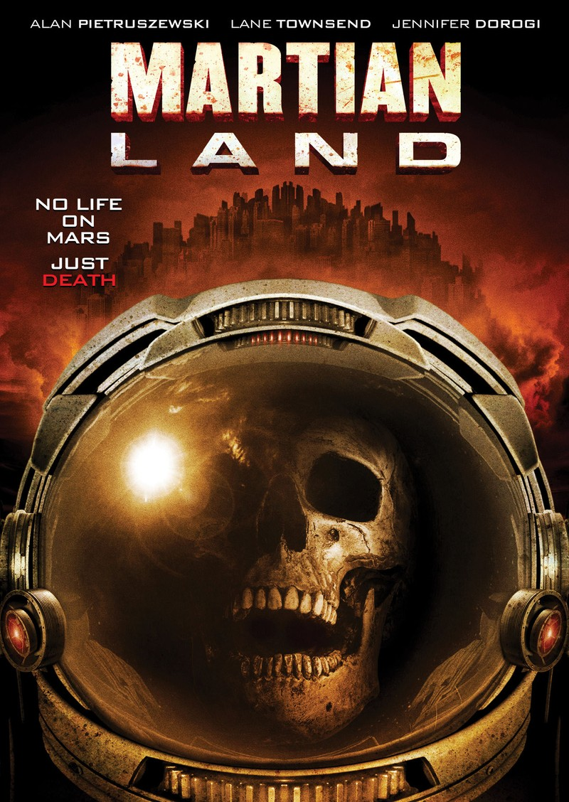 Marsjańska ziemia / Martian Land
