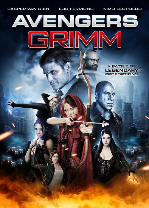 Mścicielki Grimmów / Avengers Grimm