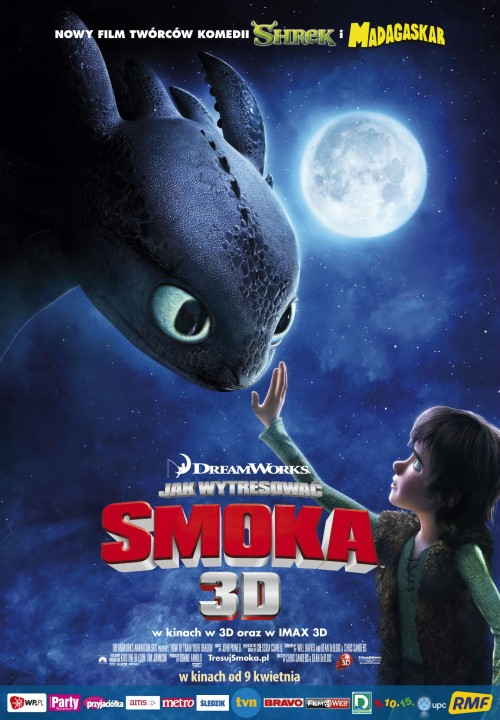 Jak wytresować smoka / How To Train Your Dragon