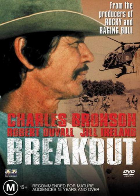 Brawurowe Porwanie / Breakout