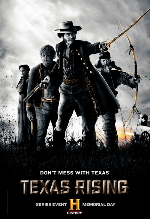 Texas Rising. Narodziny Republiki (Sezon 01)