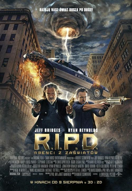 R.I.P.D. Agenci z zaświatów / R.I.P.D.