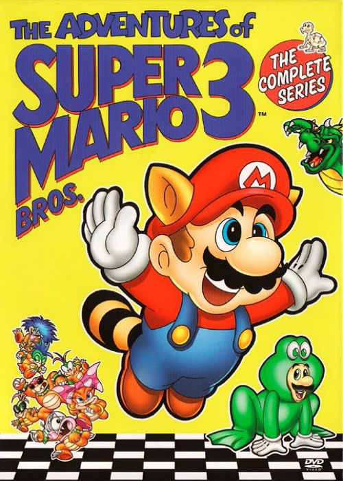 The Adventures of Super Mario Bros 3