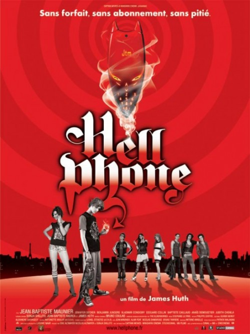 Telefon z piekła rodem / Hellphone