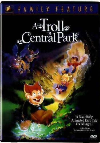 Troll w Nowym Jorku / A Troll in Central Park
