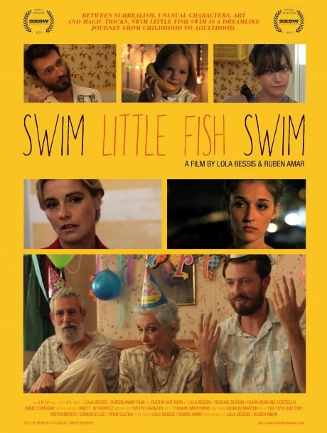 Płyń, Rybko, Płyń / Swim Little Fish Swim
