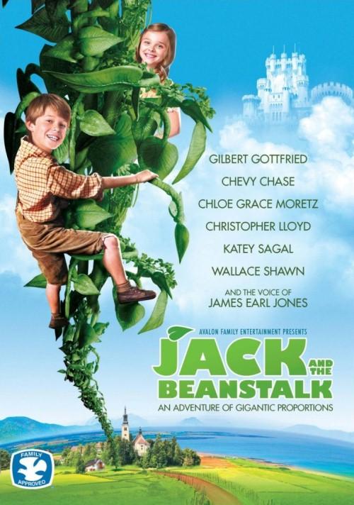 Jack i magiczna fasola / Jack and the Beanstalk