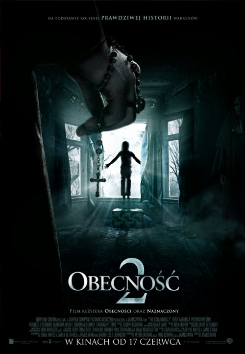 Obecność 2 / The Conjuring 2: The Enfield Poltergeist