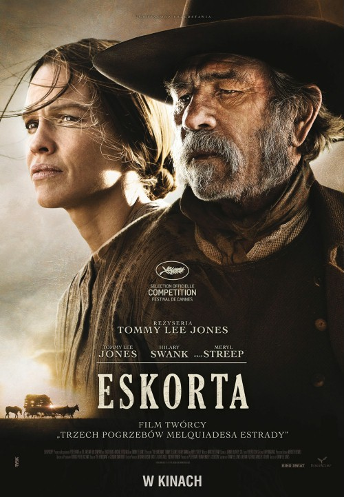 Eskorta / The Homesman