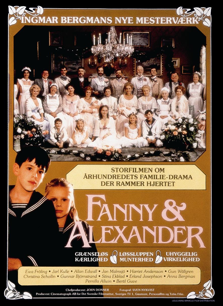 Fanny i Aleksander / Fanny och Alexander