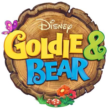 Złotowłosa i Miś / Goldie and Bear (Sezon 1)