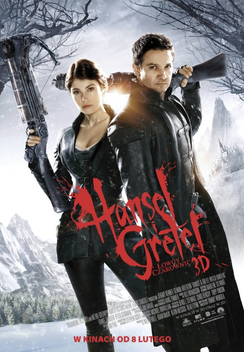 Hansel i Gretel: £owcy czarownic / Hansel and Gretel: Witch Hunters (2013) PL.THEATRiCAL.BRRip.XViD-MORS + RMVB + x264 | LEKTOR PL