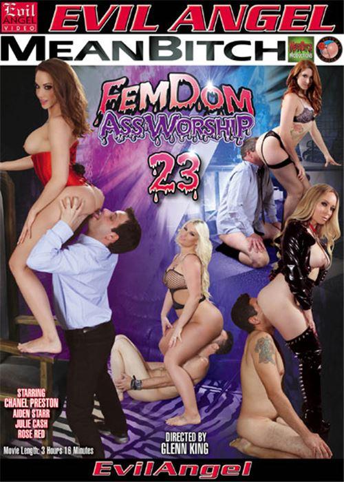 Femdom Ass Worship 23 (2014)