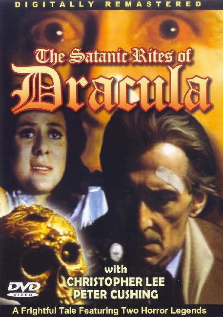 Szatański plan Draculi / The Satanic Rites of Dracula