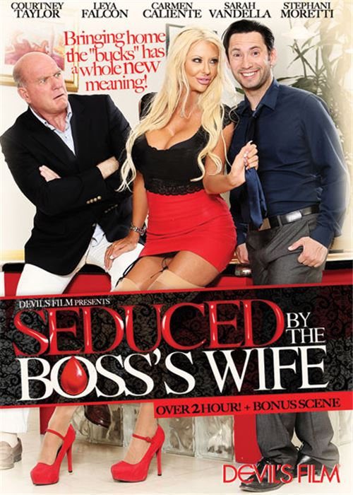 Seduced By The Bosss Wife (2014)