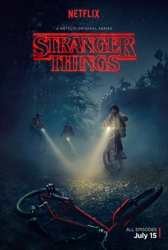 Stranger Things (Sezon 1)