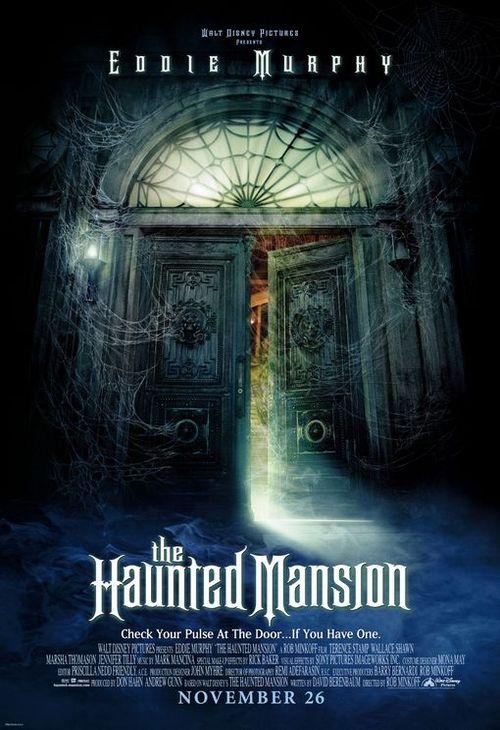 Nawiedzony Dwór / Haunted Mansion