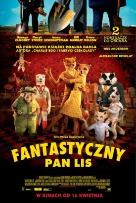 Fantastyczny Pan Lis / Fantastic Mr. Fox