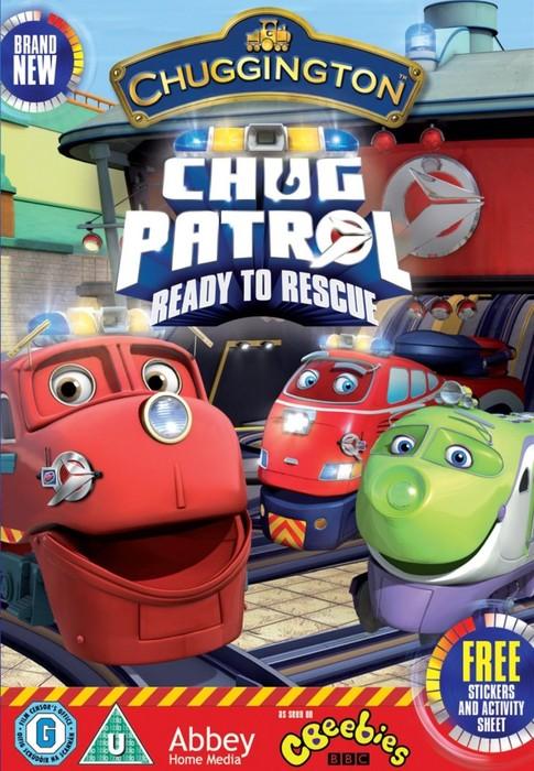Stacyjkowo: Wszystko Pod Kontrolą! / Chuggington: In Control And Ready To Roll!