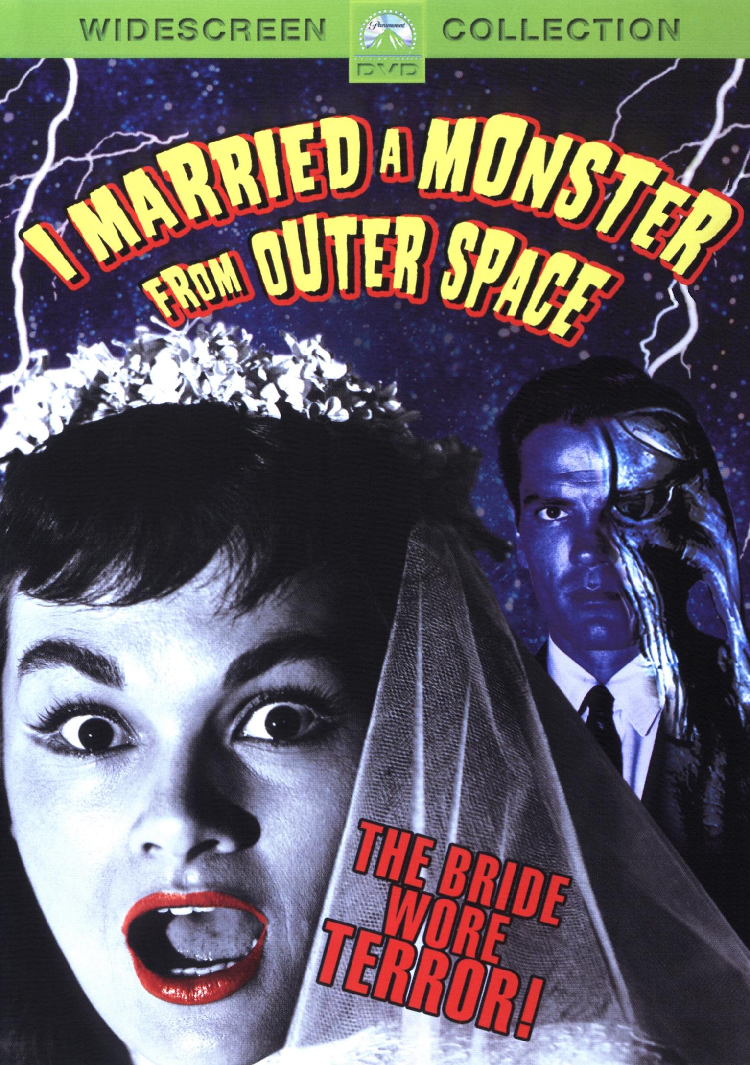 Wyszłam za Kosmicznego Potwora / I Married a Monster From Outer Space