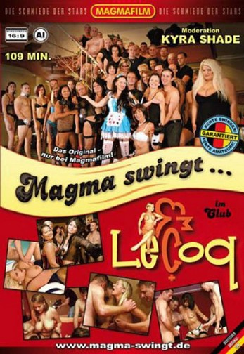 Magma swingt im Club Le Coq