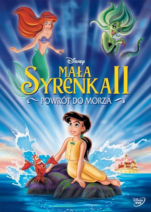 Mała Syrenka 2 Powrót do morza / Little Mermaid 2