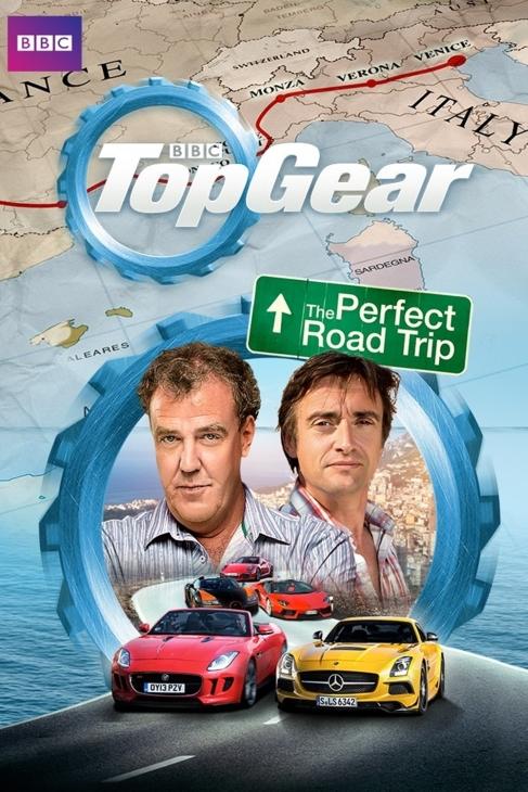 Top Gear: Wyprawa marzeń / Top Gear: The Perfect Road Trip