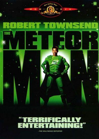 Człowiek-meteor / The Meteor Man