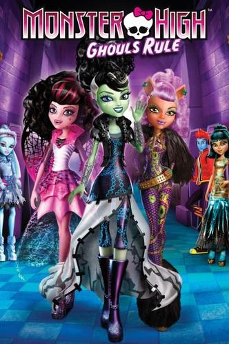 Monster High-Upiorki Rządzą / Monster High Ghouls Rule