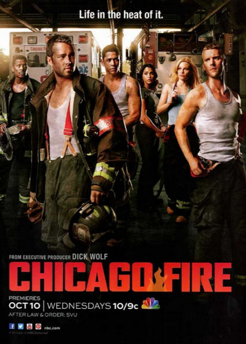 Chicago Fire (Sezon: 02)