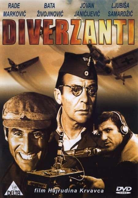 Dywersanci / Diverzanti