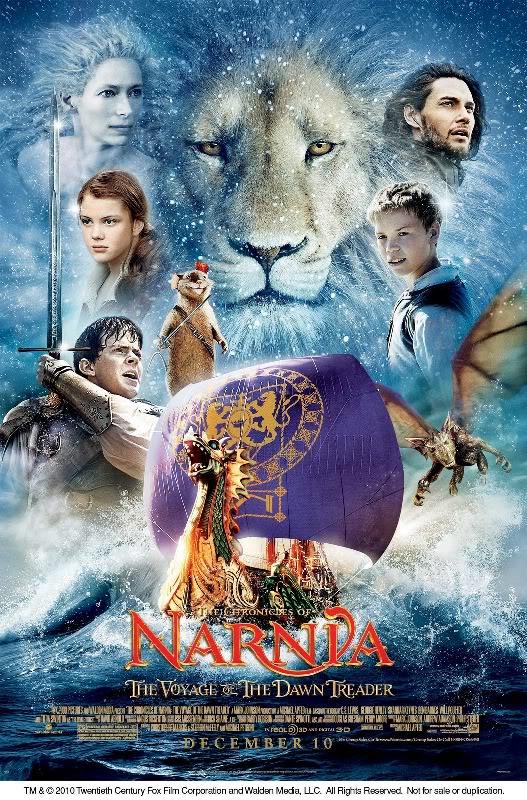 Opowieści z Narnii: Podróż Wędrowca do Świtu / The Chronicles of Narnia: The Voyage of the Dawn Treader