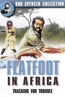 Wielka Stopa w Afryce / Piedone l'africano
