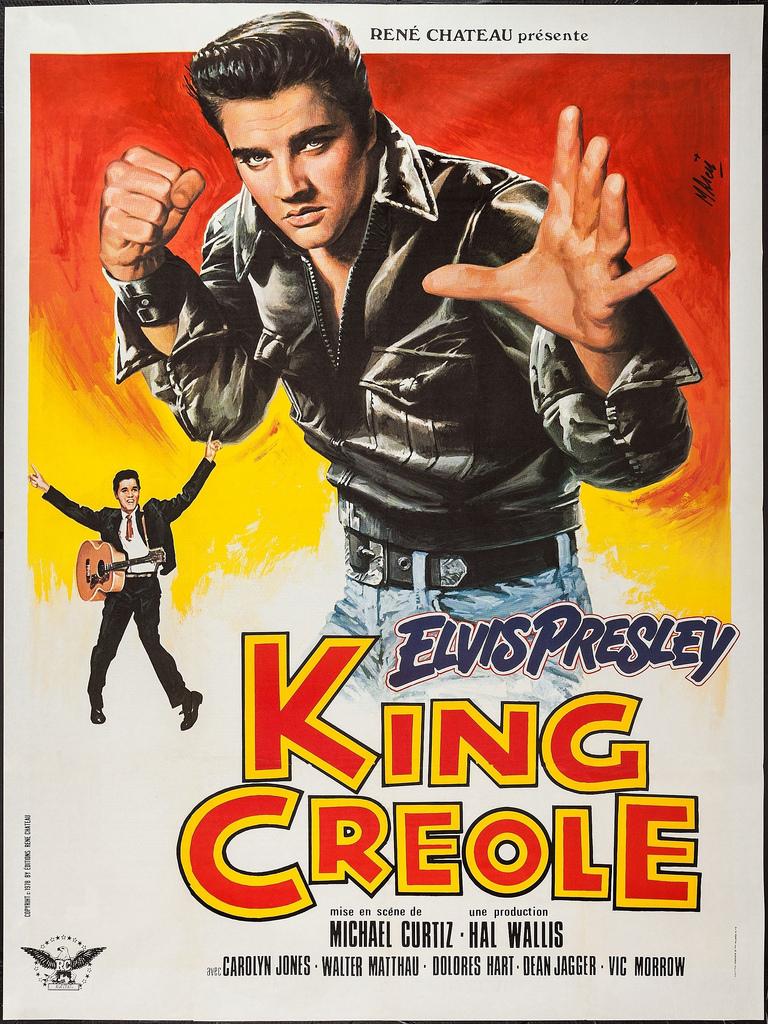 Król Kreol / King Creole