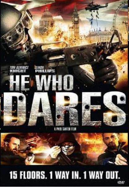 Nieustraszony / He Who Dares