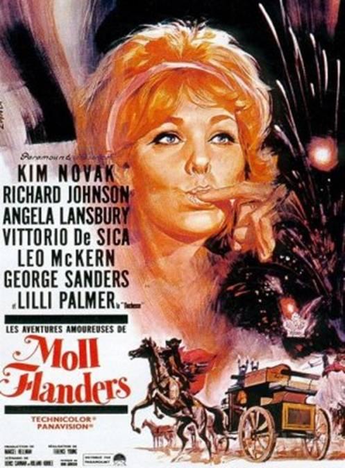 Miłosne Przygody Moll Flanders / The Amorous Adventures of Moll Flanders