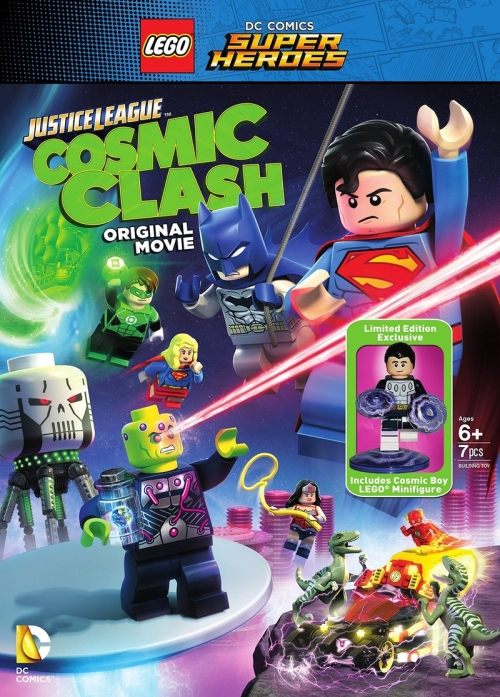 LEGO: Liga Sprawiedliwości - Kosmiczne starcie / Lego DC Comics Super Heroes: Justice League - Cosmic Clash