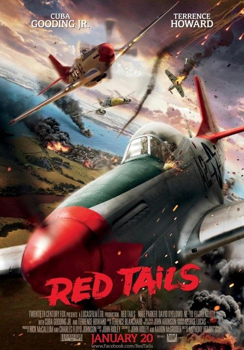 Eskadra Czerwone ogony / Red Tails
