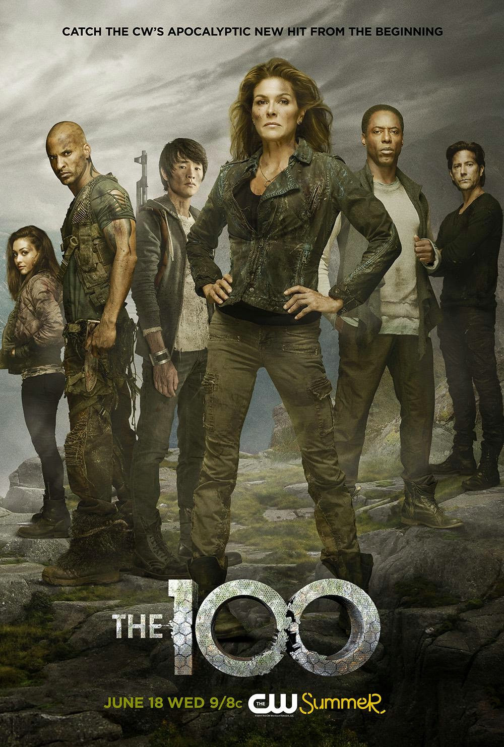 The 100 / The Hundred (Sezon 2)