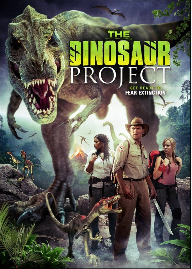 Projekt Dinozaur / The Dinosaur Project