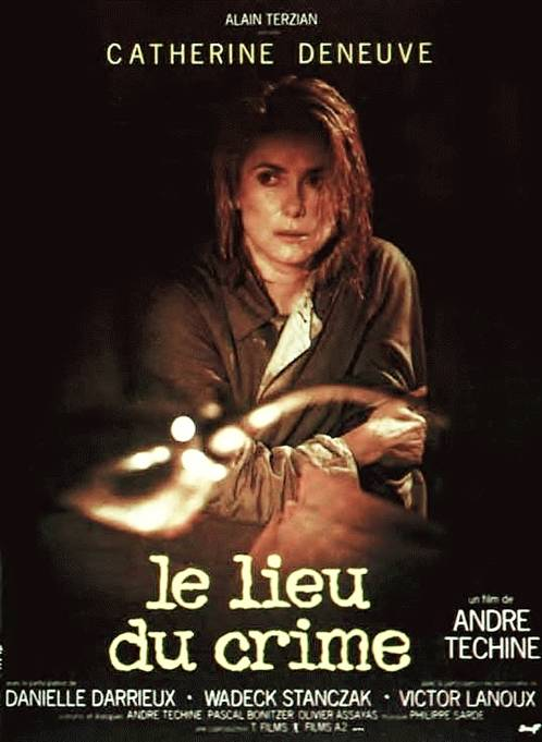 Miejsce Zbrodni / Le Lieu Du Crime