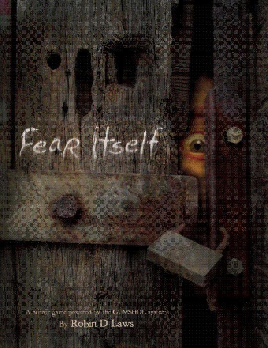 Oblicza Strachu / Fear Itself