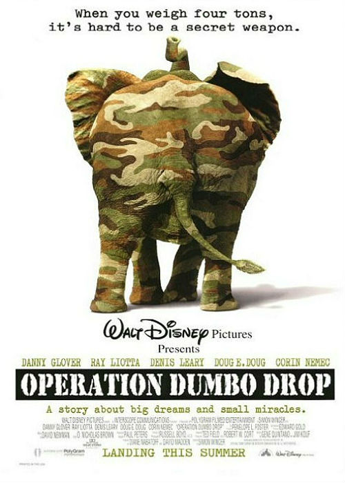 Operacja Słoń / Operation Dumbo Drop