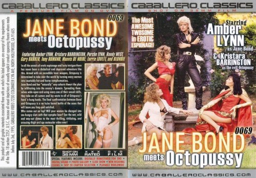 Jane Bond Meets Octopussy