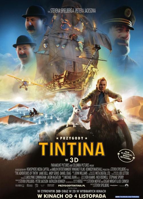 Przygody Tintina / Adventures of Tintin, The